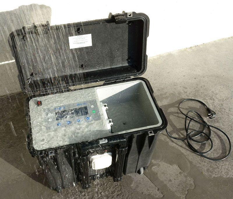 Asbestos Air Monitoring Pumps : Acs air sampling pump for diagnosis of asbestos and
